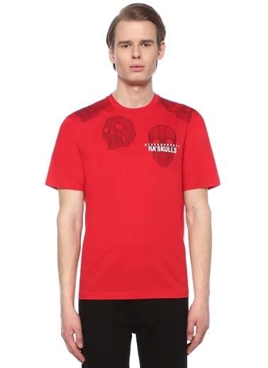Barrett Tişört Kırmızı